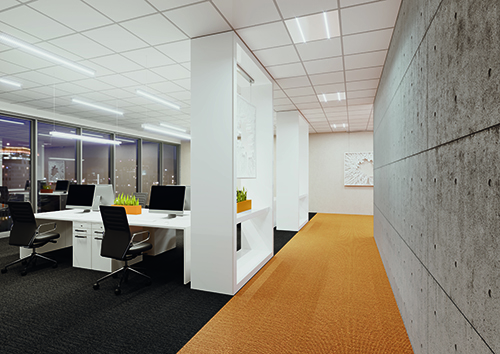 asset 6249194 Office Panel Indiviled Linear Indiviled Linear Indiviled D I