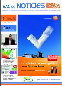Revista Sac de Notícies nº. 2 gener 2015