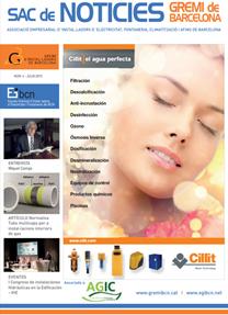 Revista Sac de Notícies nº. 4 juliol 2015
