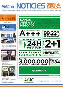 Revista Sac de Notícies nº. 11 abril 2017