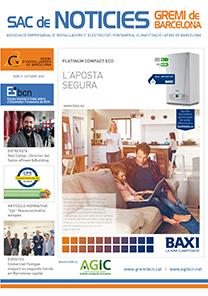 Revista Sac de Notícies nº. 9 octubre 2016